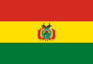 Flag of Bolivia